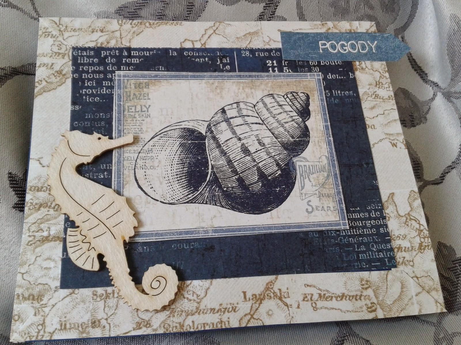 Marine cards