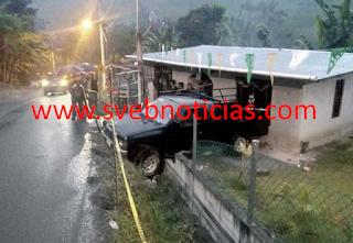 Balacera en Ixhuatlán del Café Veracruz deja a un asaltante abatido