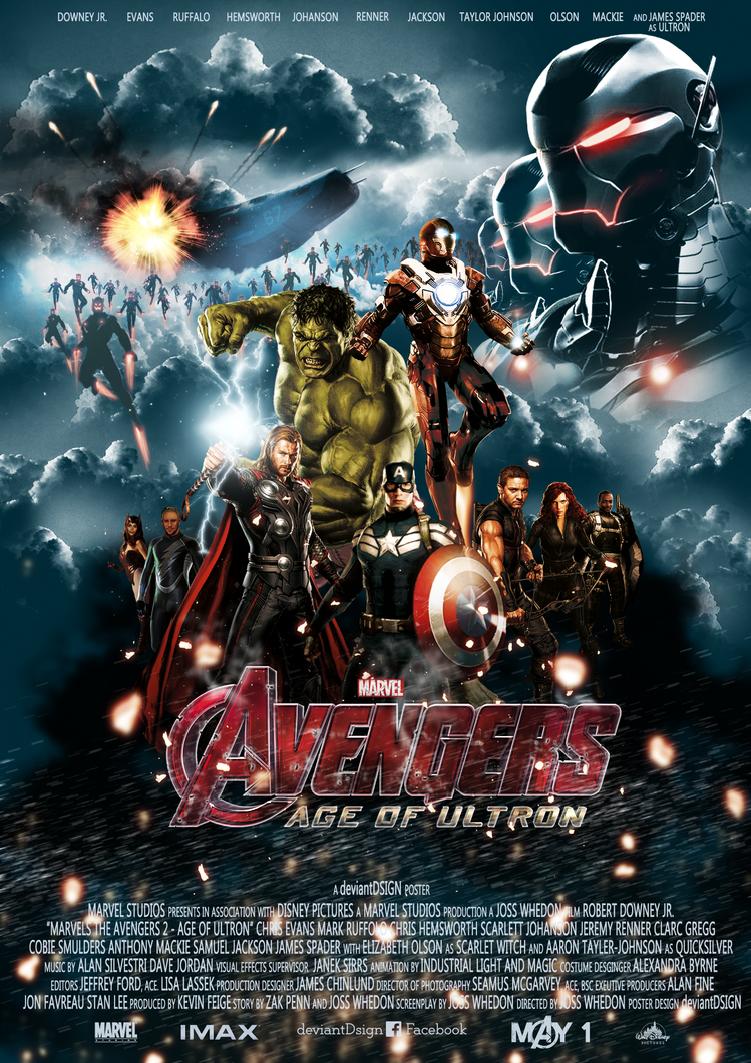 Avengers: Age of Ultron - Wikipedia