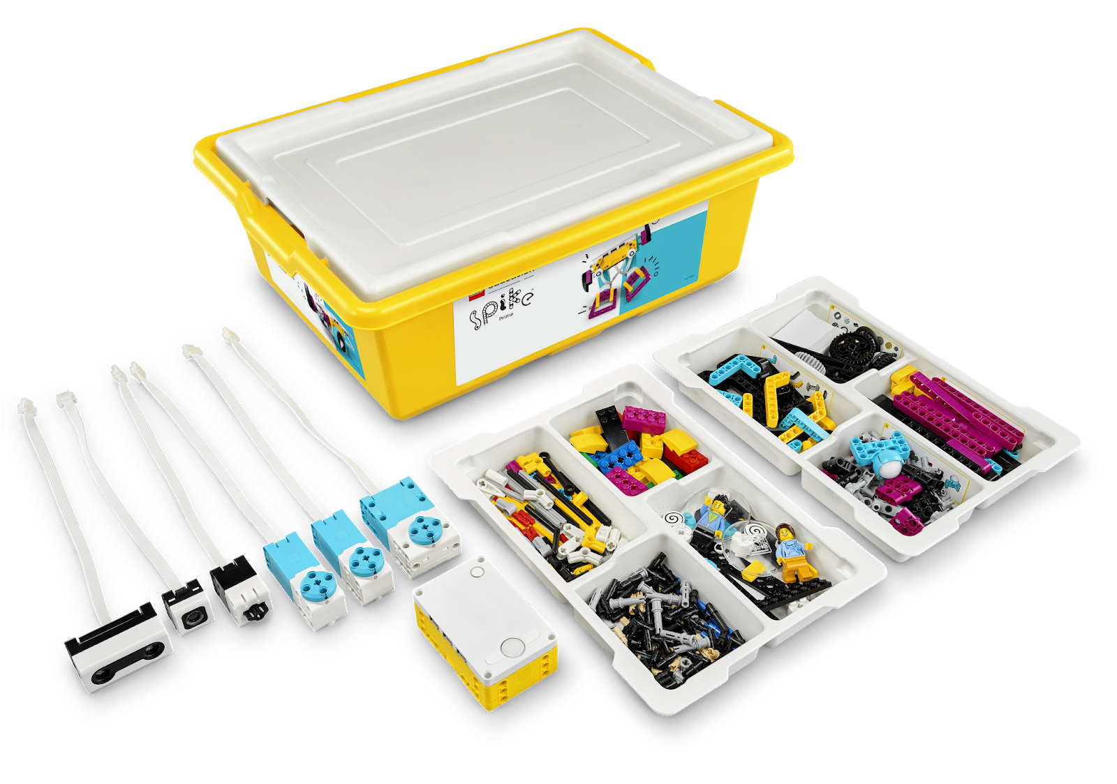 New Elementary, a LEGO® blog of parts: Technic