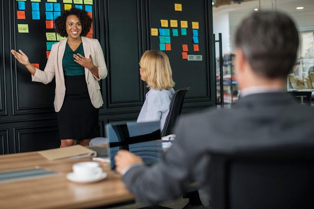 Built-in marketing communication plan