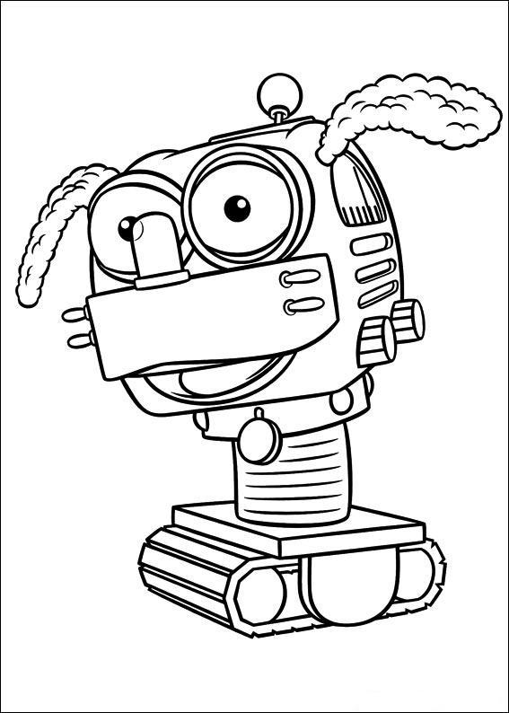 Blog Megadiverso Manny Manitas Para Pintar E Imprimir