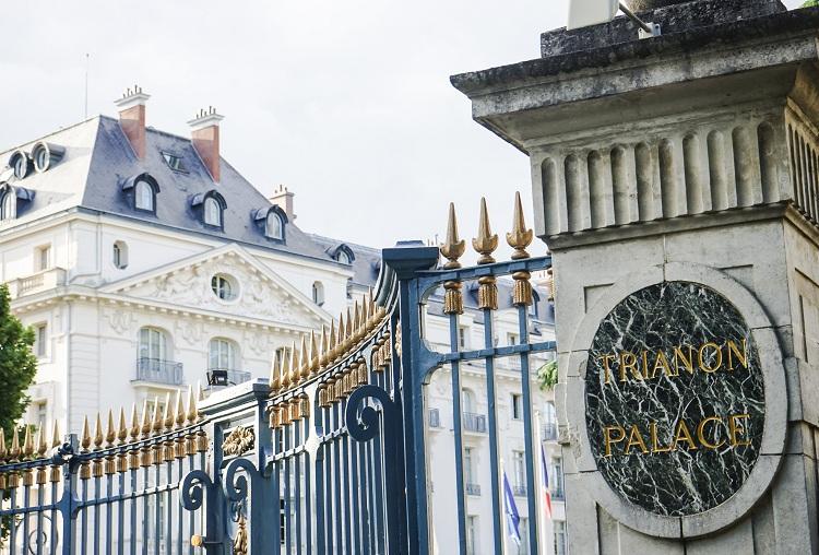 Le Trianon Palace, un hôtel hors du temps