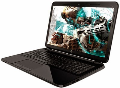 HP 15-r032TX Notebook: