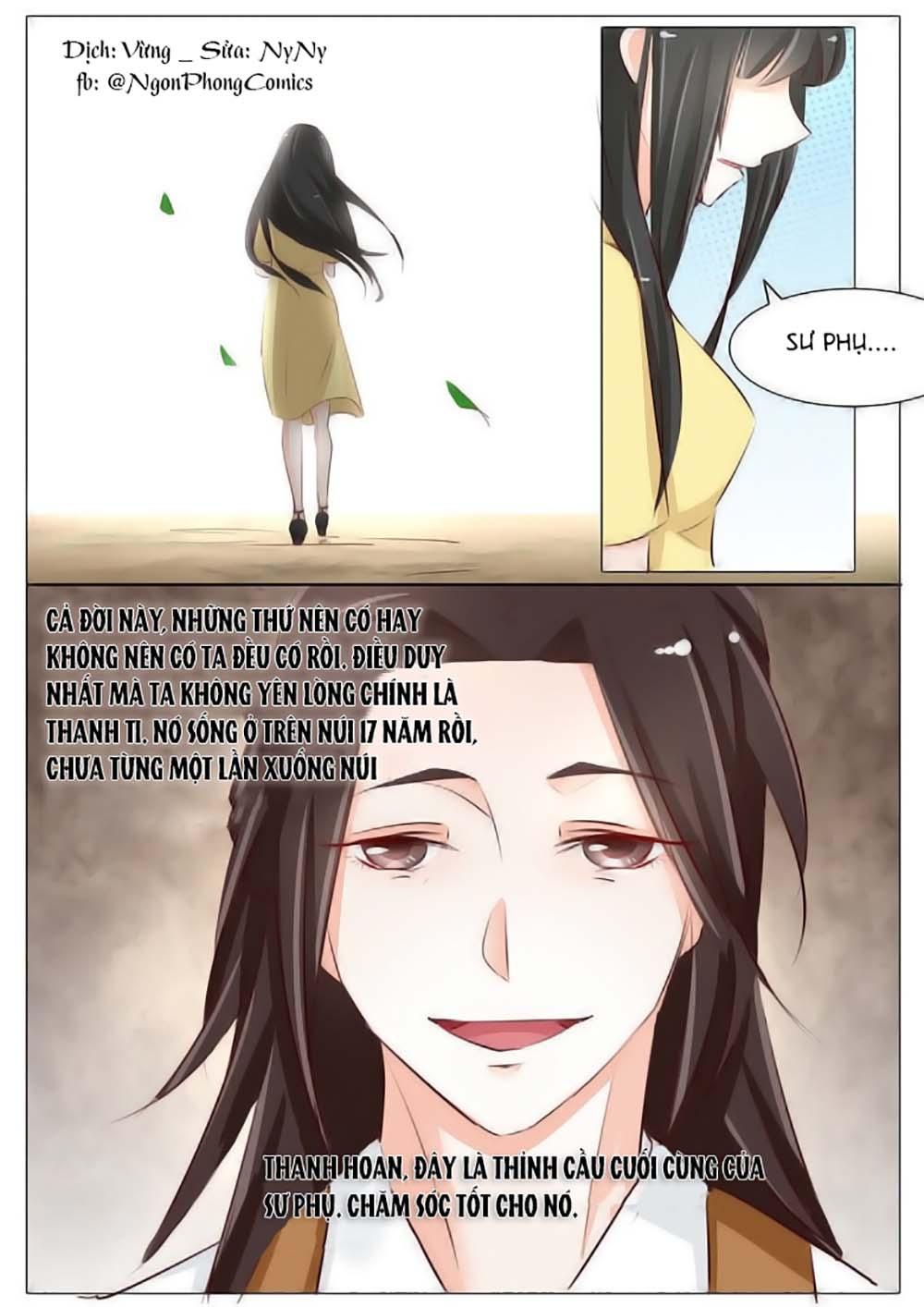 Dân Quốc Yêu Văn Lục Chap 48 - Trang 1