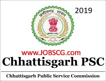 Cgpsc recruitment 2019 apply online