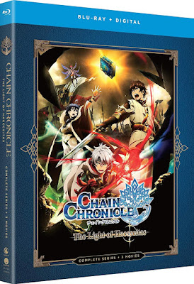 Chain Chronicle The Light Of Haecceitas Complete Series Bluray