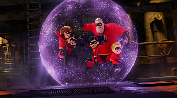 "Movie Review of ""Incredibles 2"""