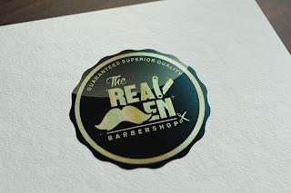 The Real Men Logo