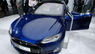 Tesla Motors Targetkan Produksi Masal Mobil Listrik