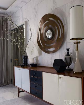jean louis denoit hallway design via belle vivir blog