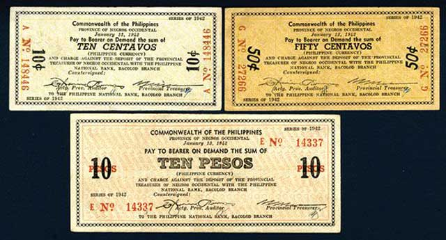 Filipino checks dated 13 January 1942 worldwartwo.filminspector.com