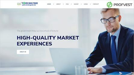 Forex Bang Trade: обзор и отзывы о forexbangtrade.biz (HYIP СКАМ)