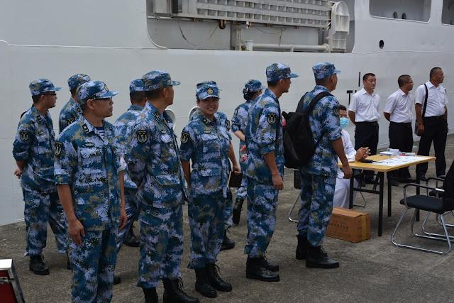 Ark Peace military