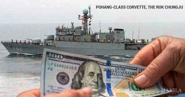 Philippine Navy Just Acquired A Korean Warship For Only $100