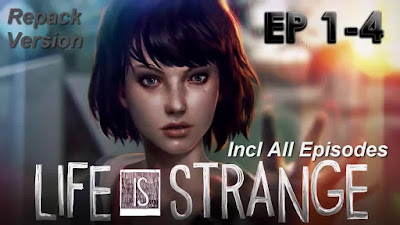 Free Download Game Life Is Strange™ 1-4 Pc Full Version – Repack Version – Incl All Episodes – Ep 1,2,3,4 – Last Update 2015 – Direct Link – Torrent Link – 5.63 GB – Working 100%