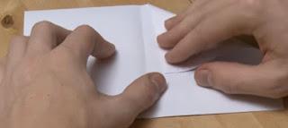 Dessin Bateau En Papier Pliage