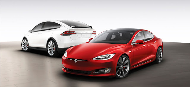 Tesla will recall 53,000 cars globally to fix a parking brake issue
