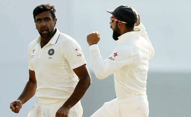 Who will win man of the series award Virat Kohli or R Ashwin