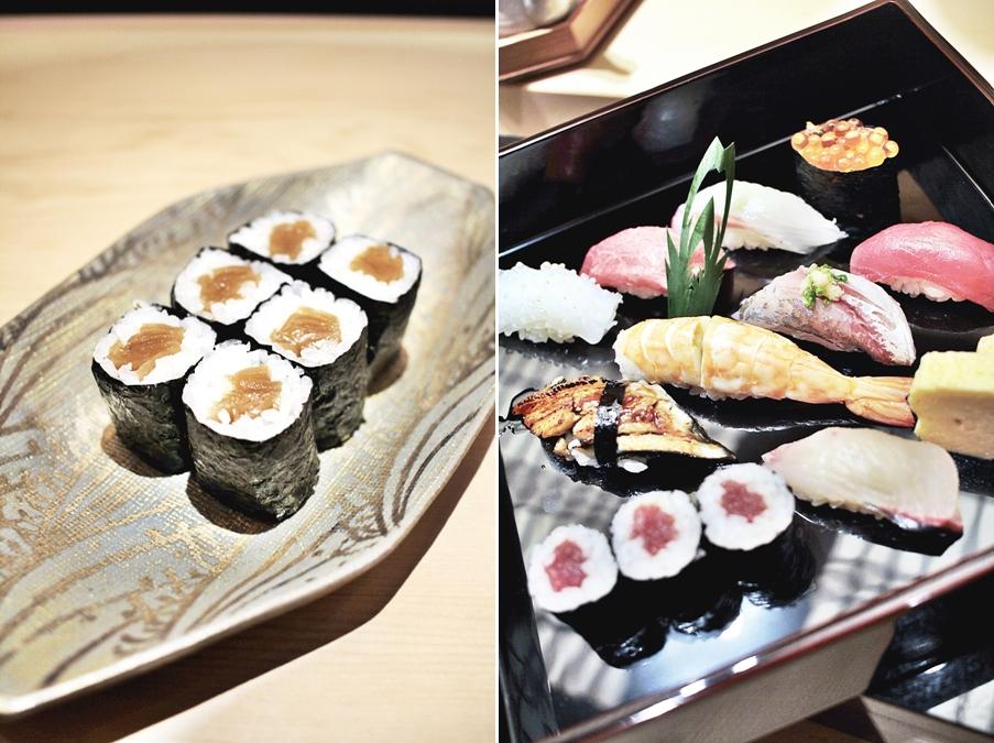 sushi japan osaka