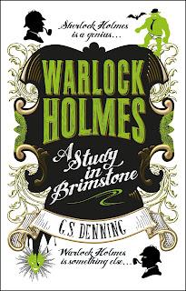 Warlock Holmes: A Study In Brimstone cover