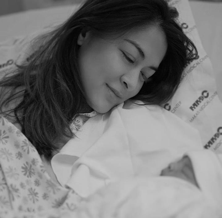Marian Rivera selamat melahirkan  anak kedua