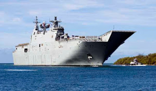 HMAS Canberra (LHD-02) RAN