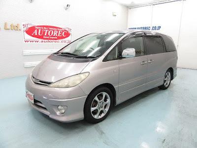19556A9N8 2003 Toyota Estima Aeras S