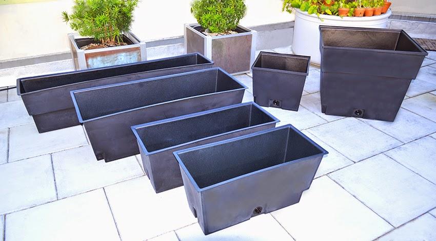 Ordinaire Plastic Garden Planter Liners