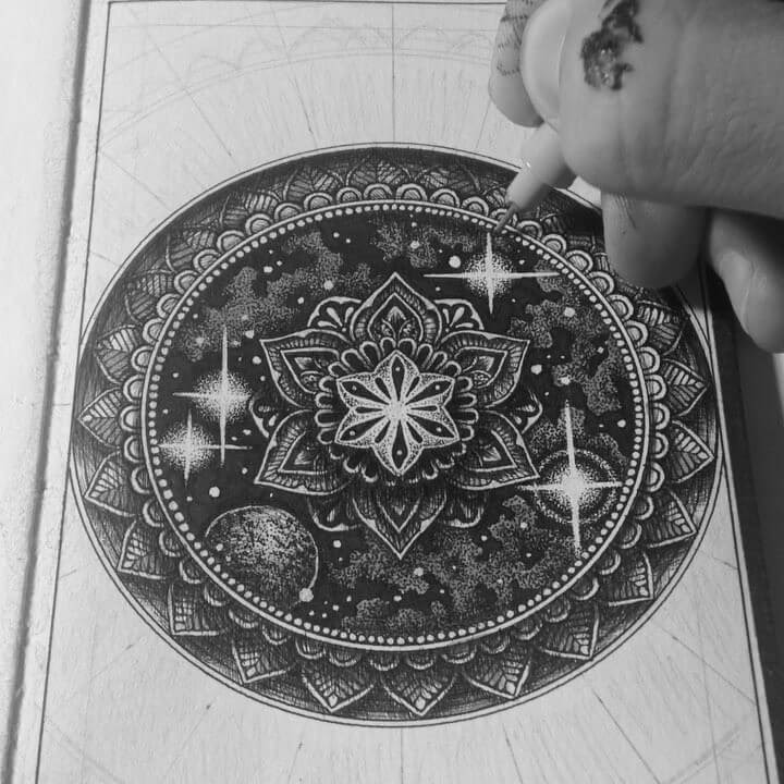 12-Flower-and-Space-Mandala-Tyler-Hays-www-designstack-co
