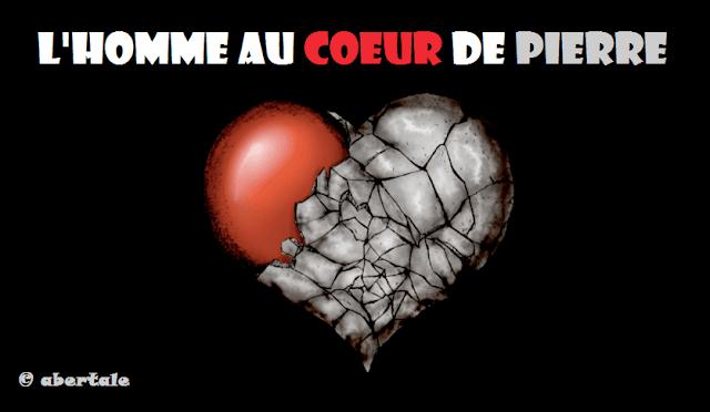 Coeur de pierre 💖