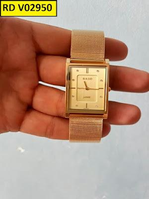 Đồng hồ dây lưới Rado V02950
