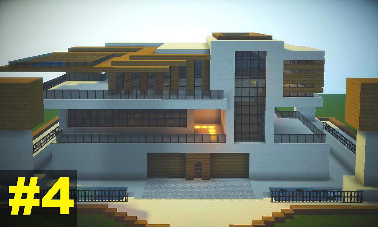 Todos os downloads do canal manyacraft aqui todas as for Minecraft casa moderna keralis