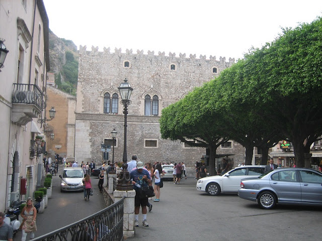 Taormina - Paseando por sus calles