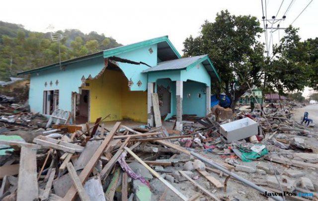 Warga Korban Gempa Donggala Meninggal Dunia karena Kelaparan
