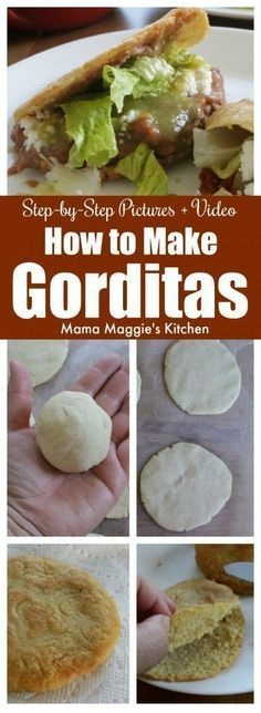 How To Make Gorditas