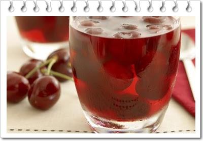 Manfaat jus buah ceri untuk kesehatan