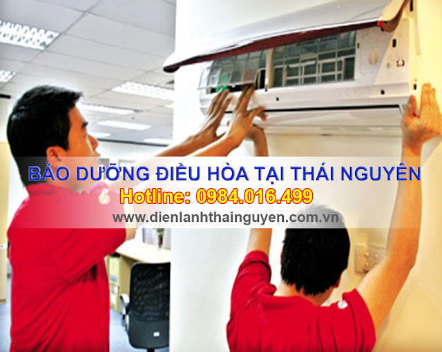 Bảo dưỡng điều hòa tại Thái Nguyên