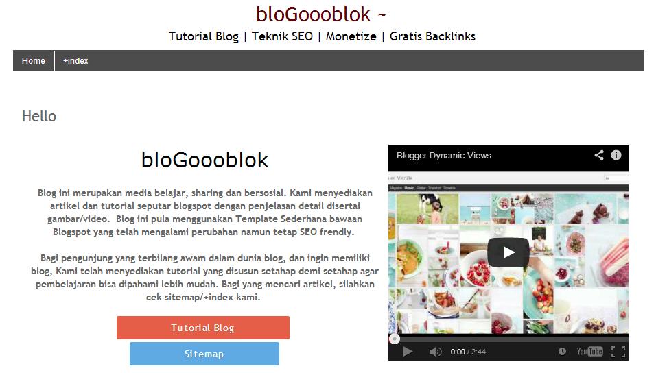 blogooblok com