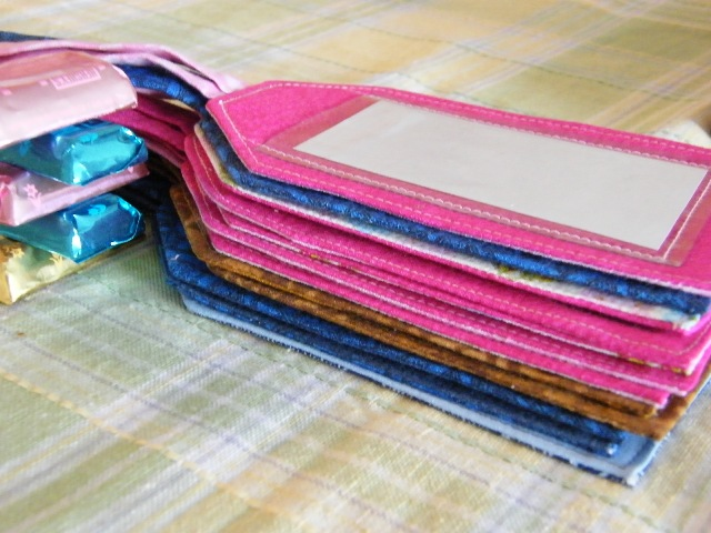 Quilt, Knit, Run, Sew: Luggage Tags : quilt knit run sew - Adamdwight.com