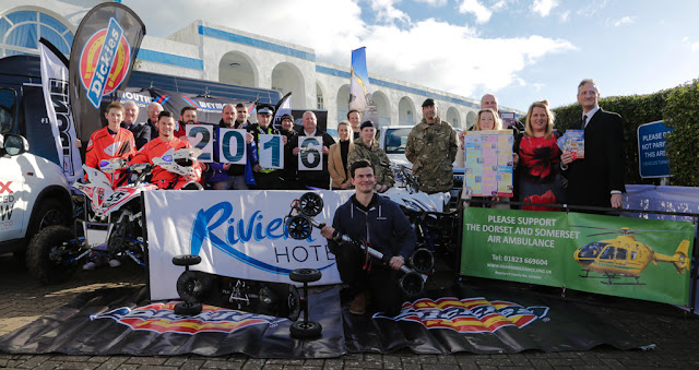 Weymouth & Portland 2016 Events Launch