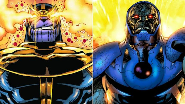 Darkseid e Thanos