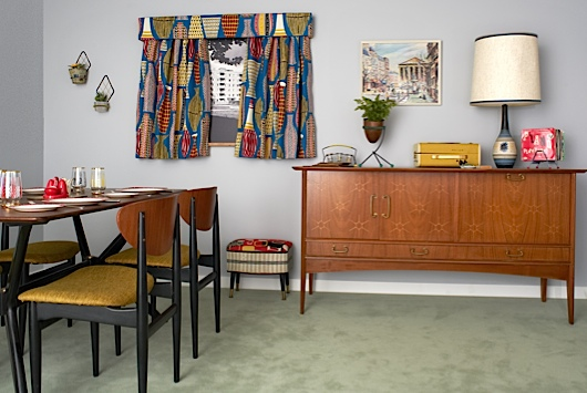 Blue Skies and Bunting: Mid Century Design and the 1950's ...