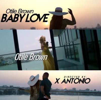 Baby Love - Otile Brown