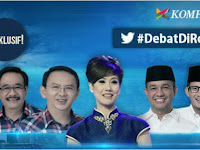 Tak Hadir di Acara Debat, Anies Sandi: Kompas TV Sebar Berita Tak Sesuai Fakta (Hoax?)