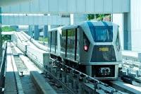 merupakan pintu utama yang menghubungkan Singapore dengan Bandara Changi Singapore