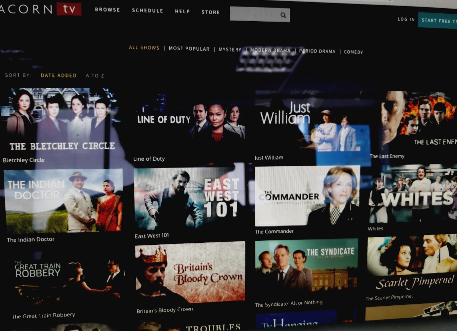 TV with Thinus: Video streaming service Acorn TV launches in