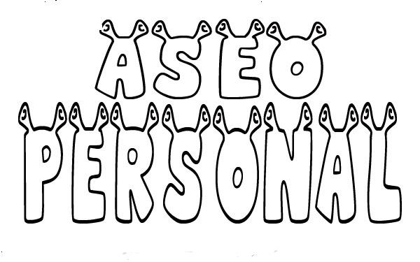 Aseo Personal Dibujos De Higiene Pop Guernica