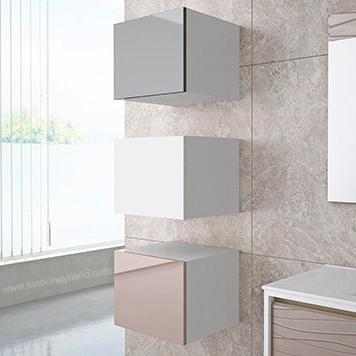 Muebles baño bajo lavabo: ideas de almacenamiento para baños ...