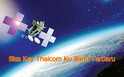 Biskey Terbaru Thaicom Ku Band